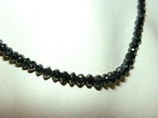 Black DiamondNecklace