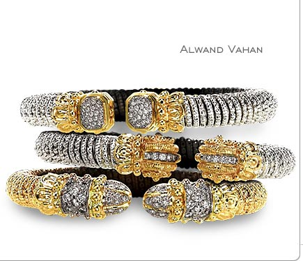 Alwand Vahan Jewelry at Jones and Son!