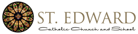 St. Edwards Logo Little Rock