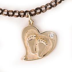 BabyFeet Jewelry