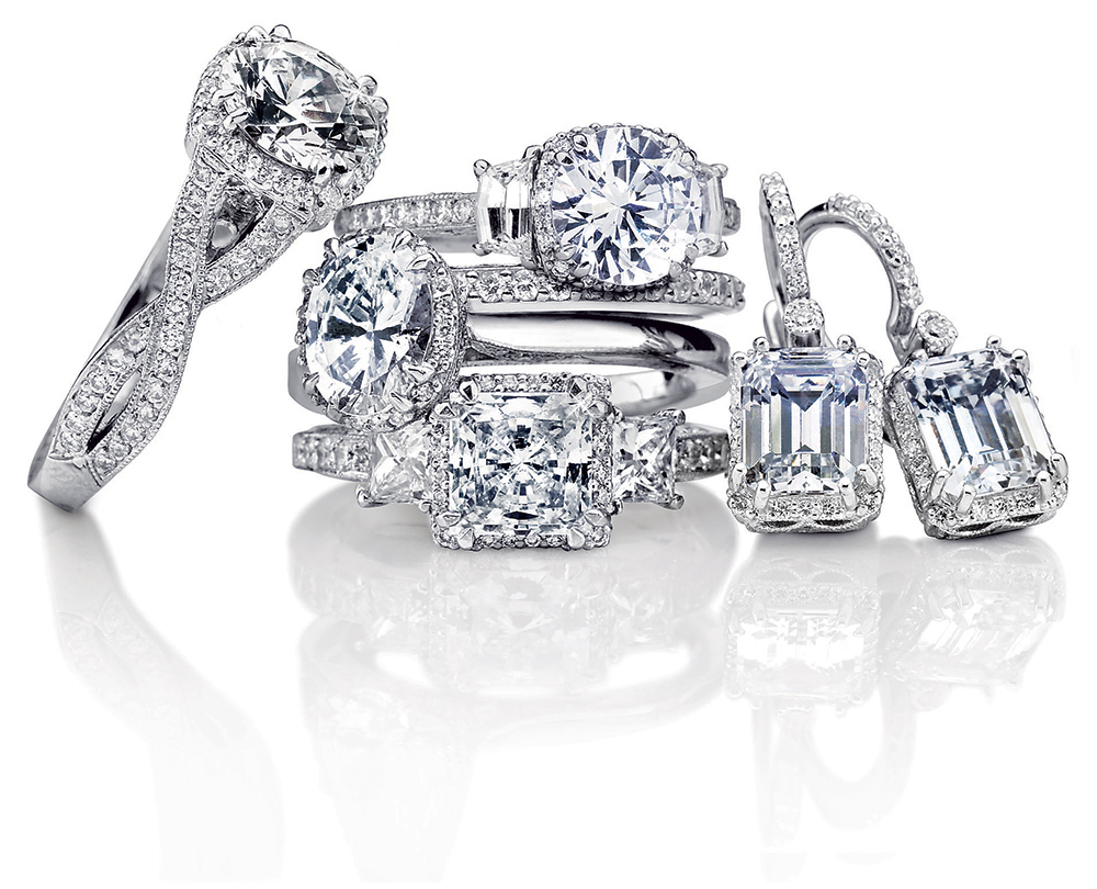 anniversary rings diamond tacori simply tacori crossed